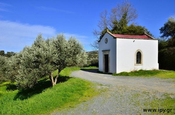 Αρχάνες-ναός-Αγίου-Κωνσταντίνου-Ελένης-Πετσιλιανά