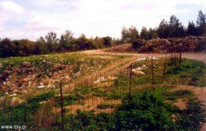 Κάτω-Αρχάνες-σκουπιδότοπος