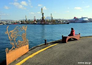Γοργόνα λιμάνι Ηρακλείου