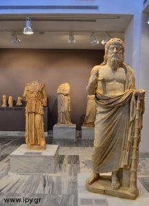 Ρωμαίικά αγάλματα