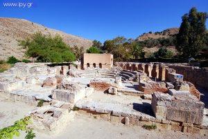 Αρχαίο θέατρο Γόρτυνας