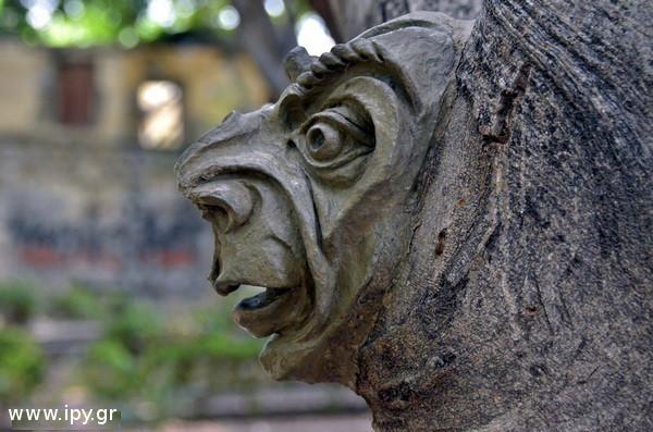 πρόσωπα-δέντρων-πάρκο-Γεωργιάδη-Μάνος-Ποντικάκης