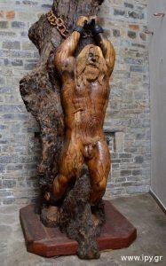 Μουσείο-ξυλογλυπτικής-Γιώργος-Κουτάντος-Αξό-Μυλοποτάμου