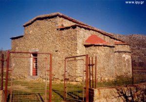 εκκλησία-του-Αγίου-Πνεύματος-στο-Οροπέδιο-Λιμνάκαρο