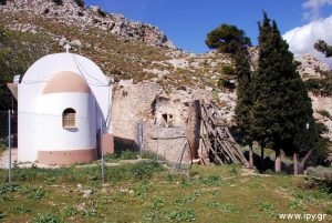 Βυζαντινό-τείχος-Κρήτη-Νικηφόρος-Φωκάς