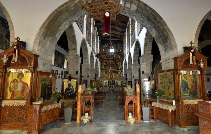 Η ιστορία του ιερού ναού των Σταυροφόρων στο Ηράκλειο
