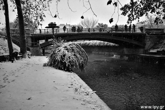Η γέφυρα των Τρικάλων