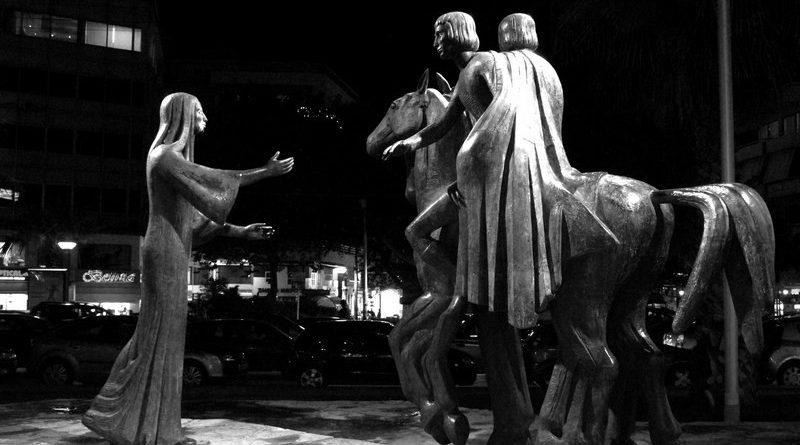Κρητική πατέντα τα κούφια χάλκινα αγάλματα!
