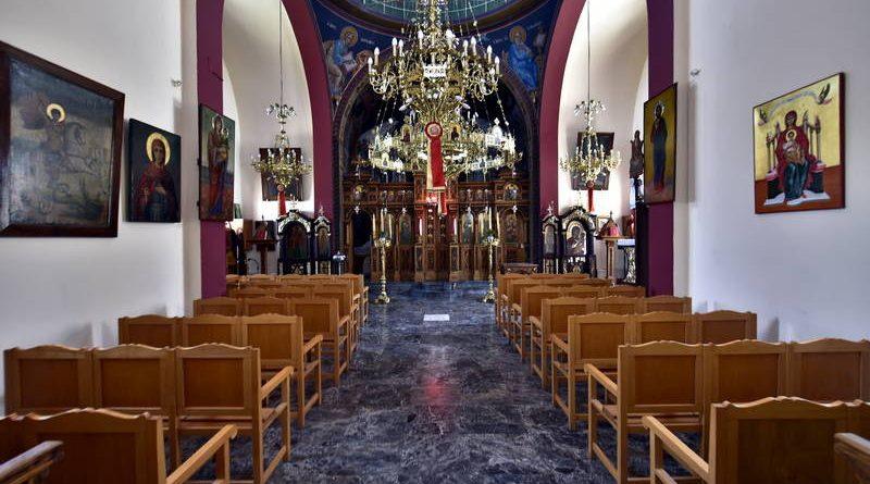 Ιερός Ενοριακός Ναός Εισοδίων της Θεοτόκου Νέων Αλατσάτων Ηρακλείου