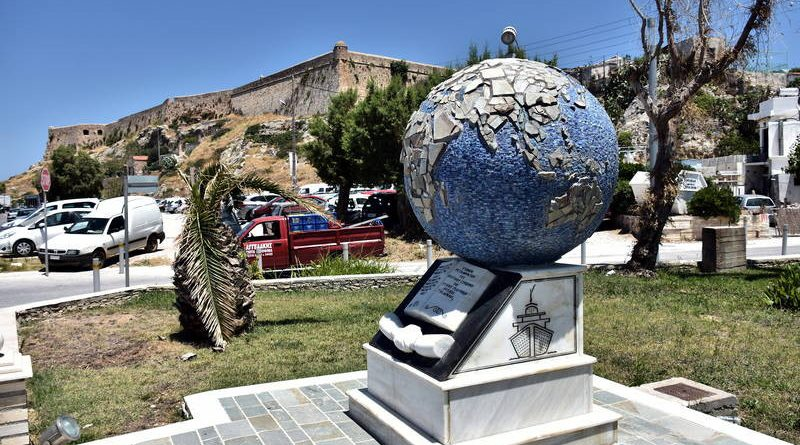 Ρέθυμνο-μνημείο-απόδημων-Ρεθυμιωτών