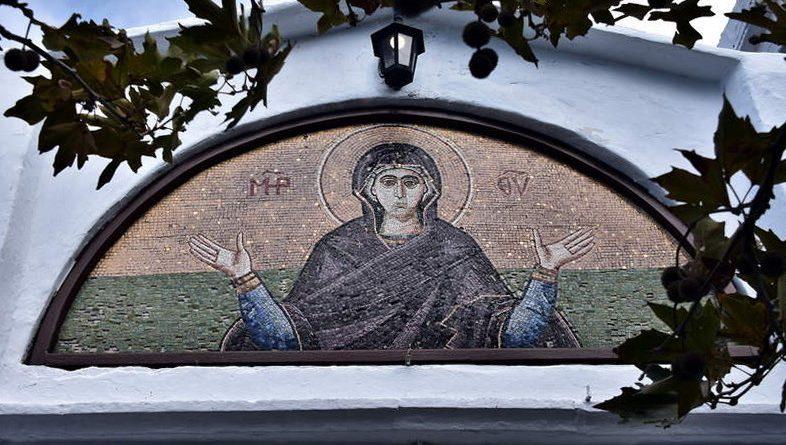 H ιστορία της Ιεράς Μονής Κεχροβουνίου και της Οσίας Πελαγία της Τήνου.