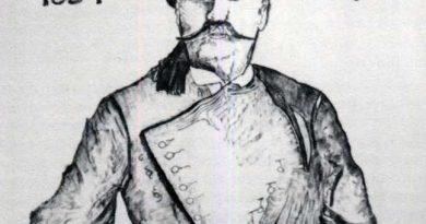 Συνοπτική βιογραφία του Καπετάν Ιωάννη Αϊνικολίώτη