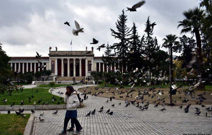 Το Εθνικό Αρχαιολογικό Μουσείο (με φωτογραφίες)
