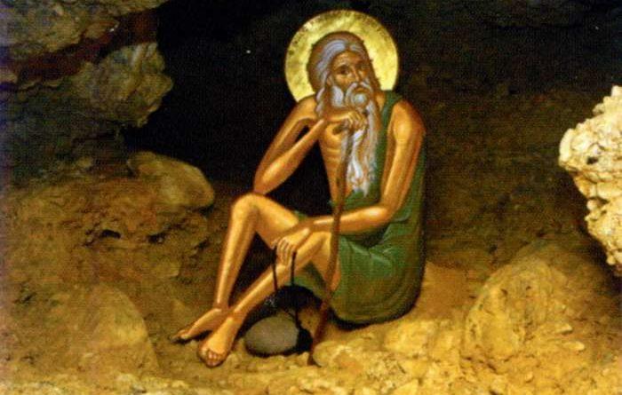 Άγιος Κοσμάς ό αρχαιότερος μαρτυρούμενος άσκητής της Μεγαλονήσου Κρήτης