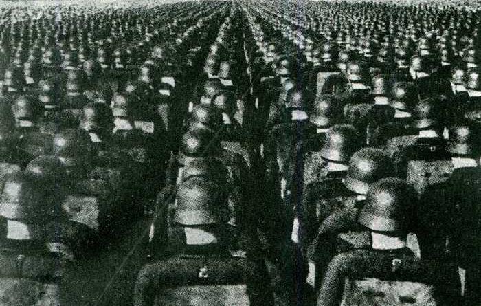 Ημερολογιακός περίπλους του Β παγκοσμίου πολέμου.
