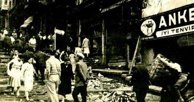 Η τρίτη άλωση της Κωνσταντινούπολης 6 προς 7 Σεπτεμβρίου 1955