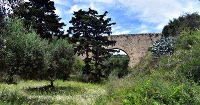 Οι τρις υδατογέφυρες του Μοροζίνι στο Ηράκλειο