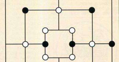 Η εννιάρα, παιχνίδι των Σαρακατσάνων