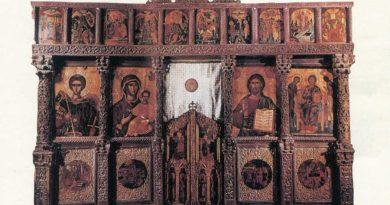 Η τέχνη και η τεχνική της βυζαντινής εικόνας