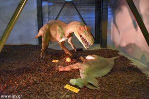 Ο πιο μοχθηρός δεινόσαυρος
