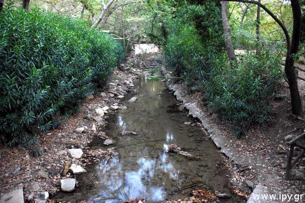 ποταμός Φόδελε