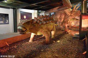 θωρακισμένος δεινόσαυρος