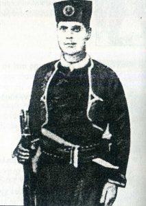 Γεώργιος Σεϊμένης Κρητικός Μακεδονομάχος
