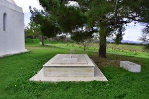 Ταφόπλακα - Νεκροταφείο