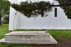 Νεκροταφείο - Τάφος