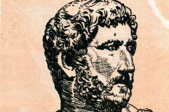 Σκίτσο του Ανδριανού
