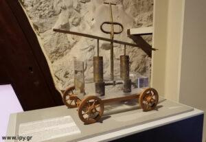αρχαίο τροχήλατο