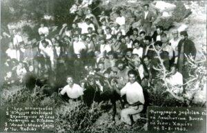 Ο Μπουτζαλής και ο Μπαντουβάς με αντάρτες