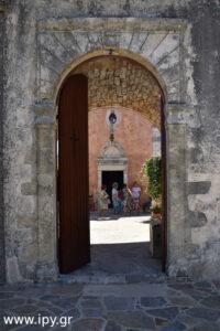 Πύλη της Μονής