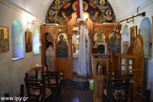 Ναός στις Πατσίδες