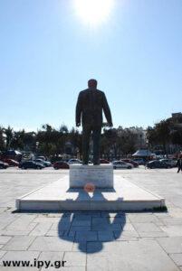 Άγαλμα σκιά