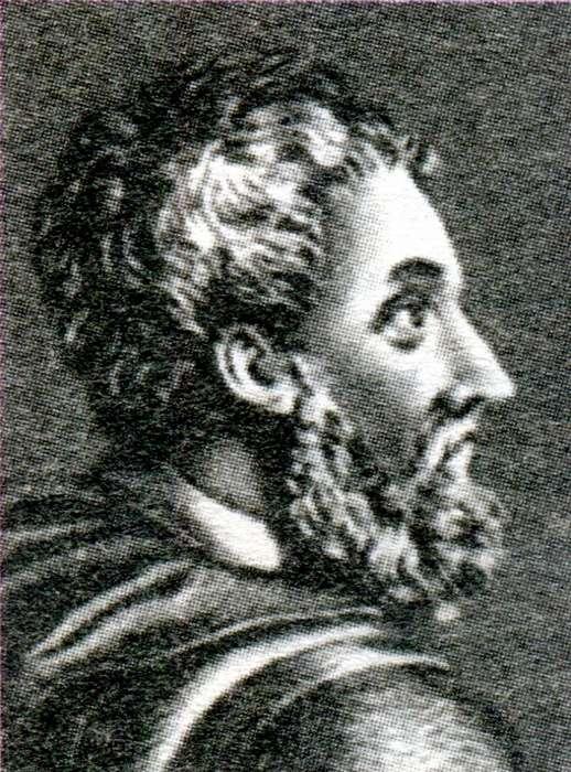 πορτρέτο του Αναξαγόρα