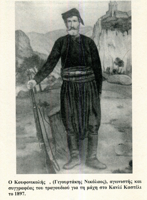 Νικόλαος Γιγουρτάκης