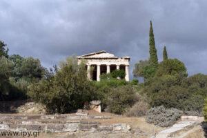 Θησείο ναός του Ηφαίστου