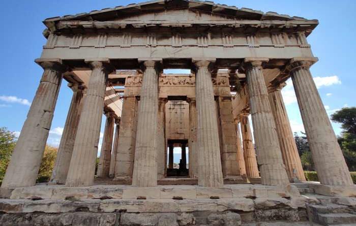 Ναός Ηφαίστου στο Θησείο