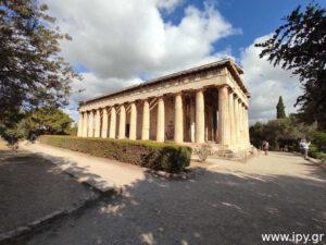 ο καλύτερα σωζόμενος αρχαίος ναός στην Ελλάδα